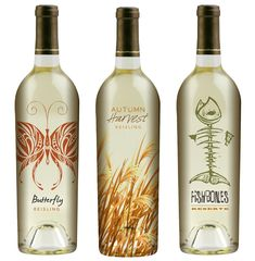 Creative Wine Bottle Art Using Stock Vectors and Images