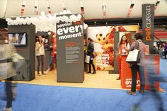 Petcurean's new booth made a splash at EAT! Vancouver