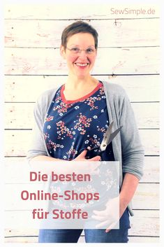 """So viele Online Shops für Stoffe. Damit ihr den Überblic… So many online shops for fabrics. But which ones are good? So that you keep the overview I have compiled a list of """"Shopping tips: buy fabrics"""" for you. Sewing Projects For Beginners, Knitting For Beginners, Knitting Projects, Diy Projects, Sewing Hacks, Sewing Tutorials, Sewing Tips, Stoff Online Shop, Buy Fabric Online"""