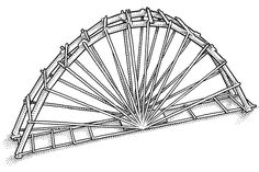 Pasta Bridge Engineering Students Richard Williams