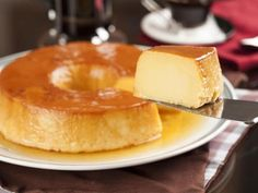 Flan portugais simple (pudim) : Recette de Flan portugais simple (pudim) - Marmiton