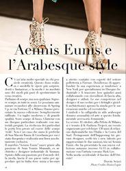 aennis eunis in Switch Magazine