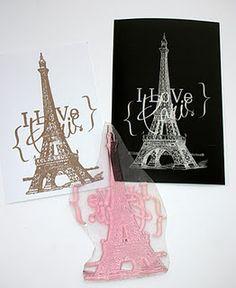 custom handmade stamp. I want!