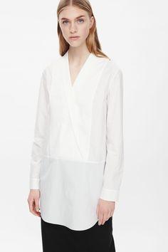 Tolle Blende_COS_Crossover bib shirt