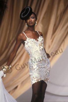071Katoutcha-Dior Couture S-S 1991_photo Guy Marineau