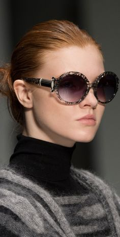 6c1d6ba04cd Laura Biagiotti Fall 2015 ~ Milan Cheap Ray Ban Sunglasses