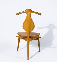 "Hans Wegner ""Valet"" Chair image 4"