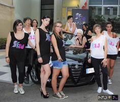 She Can Dj Italia - 10 Finalists with Alfa MiTo