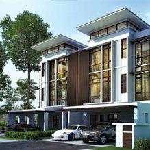 Fera « Distinguished Luxury Waterfront Twin Villa « Putrajaya Holdings