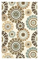 Rizzy Home Hand Tufted Wool Area Rug