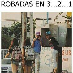 #cosasdeVenezuela #aventura #accion #peligro by venerisass