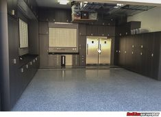 Garage Systems by RedLine garagegear have been installed in thousands of homes throughout the U. and Canada. Get inspiration from our photo gallery. Metal Garage Cabinets, Garage Floor Epoxy, Garage Systems, Garage Solutions, Cool Garages, Custom Garages, Garage Storage Inspiration, Garage Ideas, Diy Garage Storage