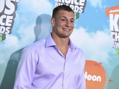 Check out Gronk on the cover of GQ.
