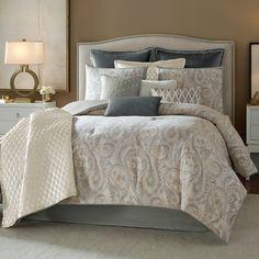 Candice Olson Lyrical Paisley Comforter Set