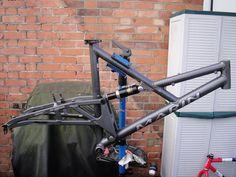 #Marin full suspension retro mountain bike frame Like, Repin, Share, Follow Me! Thanks!