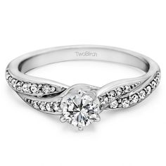 Infinity Wave Promise Ring  Love this one too