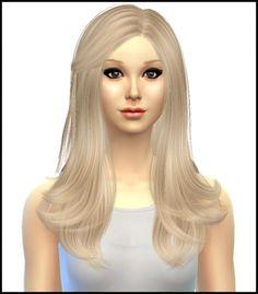 Cazy's Starlight Hair Retexture at Simista via Sims 4 Updates
