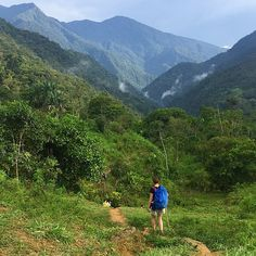 The Lost City Trek, Sierra Nevada Mountains in Northern Colombia