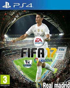 #PIcsArt FIFA 17 Covers James Rodriguez