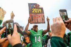 Gallery: Marshall wins C-USA Championship | The Herald-Dispatch
