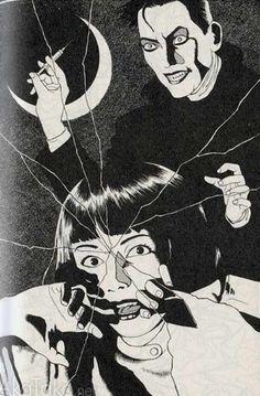 """akatako: """" from """"Haunted Mansion"""" by Suehiro Maruo """""""