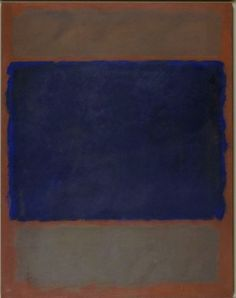 Mark Rothko - Artist XXè - Abstrac Art