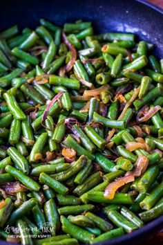 Learning how to cook frozen green beans makes having a veggie side dish for dinner easy! Simple and flavorful and done in minutes. Dinner Side Dishes, Vegetable Sides, Vegetable Side Dishes, String Bean Recipes, Easy Green Bean Recipes, Cooking Frozen Green Beans, Cooking Recipes, Healthy Recipes, My Best Recipe
