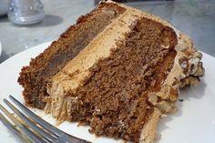 Foto de la receta de tarta de almendras