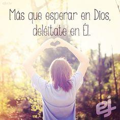 Dios tiene más para ti. #enlacejuvenil #ejtv