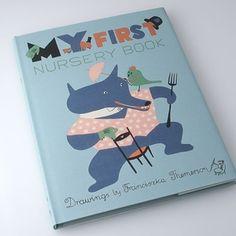 Nursery tales illustrated by Polish avant-garde artist, Franciszka Themerson