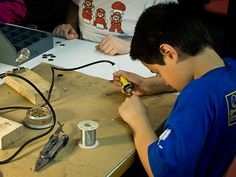 Check out these helpful strategies for funding a makerspace in your school.
