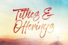 Announce the time for tithes and offerings at your church Easter service with this gorgeous video loop that accompanies the Risen Easter Sunday graphics set. #Sharefaith #Easter #EasterMedia #Faith #ChurchMedia #VideoLoop