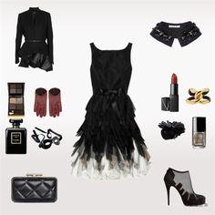 Get my #Halloween Style Look ...  @Motilo. com
