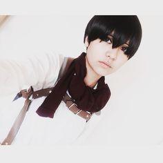 Last Male Mikasa Photo #attackontitancosplay #snk #mikasaackerman #mikasacosplay #mikasaackermancosplay #attackontitan #aot #aotcosplay #anime #animecosplay #cosplay #malemikasa #malemikasaackerman