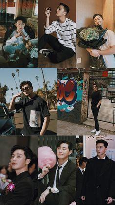 Park Hae Jin, Park Seo Jun, Korean Fashion Men, Korean Men, Asian Actors, Korean Actors, Park Seo Joon Instagram, Korean Celebrities, Celebs