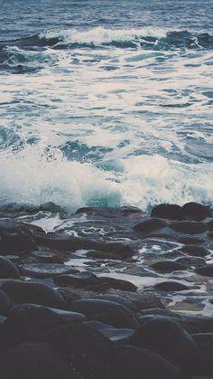 Strandwelle #waves #wellen #meer #ocean