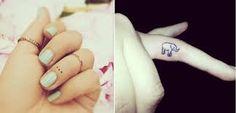 tatuagens delicadas femininas - Pesquisa Google