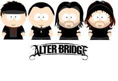 alter bridge tattoos - Google Search