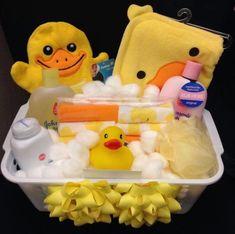 Gift idea baby shower #Ducks #Cute