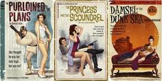 pulp novels - Google Search