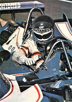 Jacky Ickx, Ligier JS11, 1979