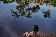 Ana Viana Fotografia - Retrato Feminino - luz natural - reflexos