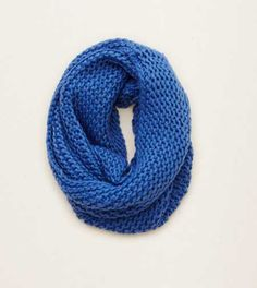 Aerie Knit Scarf. The possibilities are endless! #Aerie