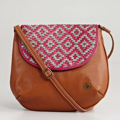 Mozi leather bag - lawson pink - hardtofind.