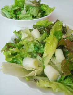 A dish I can remember having sometimes while growing up was wilted lettuce and onions. I probably wasn't much of a fan back then because I...