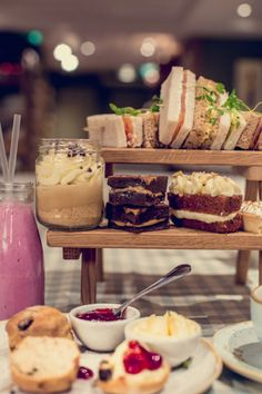 #Restaurant #Review: Afternoon Tea at Muriel's Kitchen, Soho by MarieClaire.co.uk