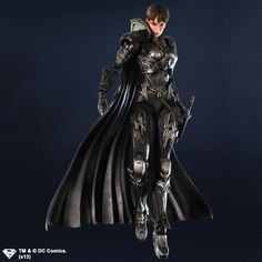 Square Enix Play Arts Kai - Man of Steel - Faora-Ul £69.99