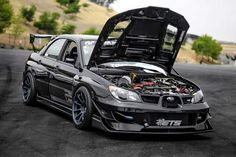 Subaru Impreza #Beast