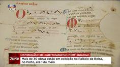 A cartografia portuguesa do Século XVI está em destaque numa exposição no Palácio da Bolsa, no Porto, durante este mês. São reproduções fiéis dos atlas do tempo dos Descobrimentos.