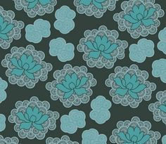 Kaitlove Brown and Teal Textile Design, Teal, Textiles, Nail Art, Prints, Flowers, Inspiration, Chocolate, Patterns